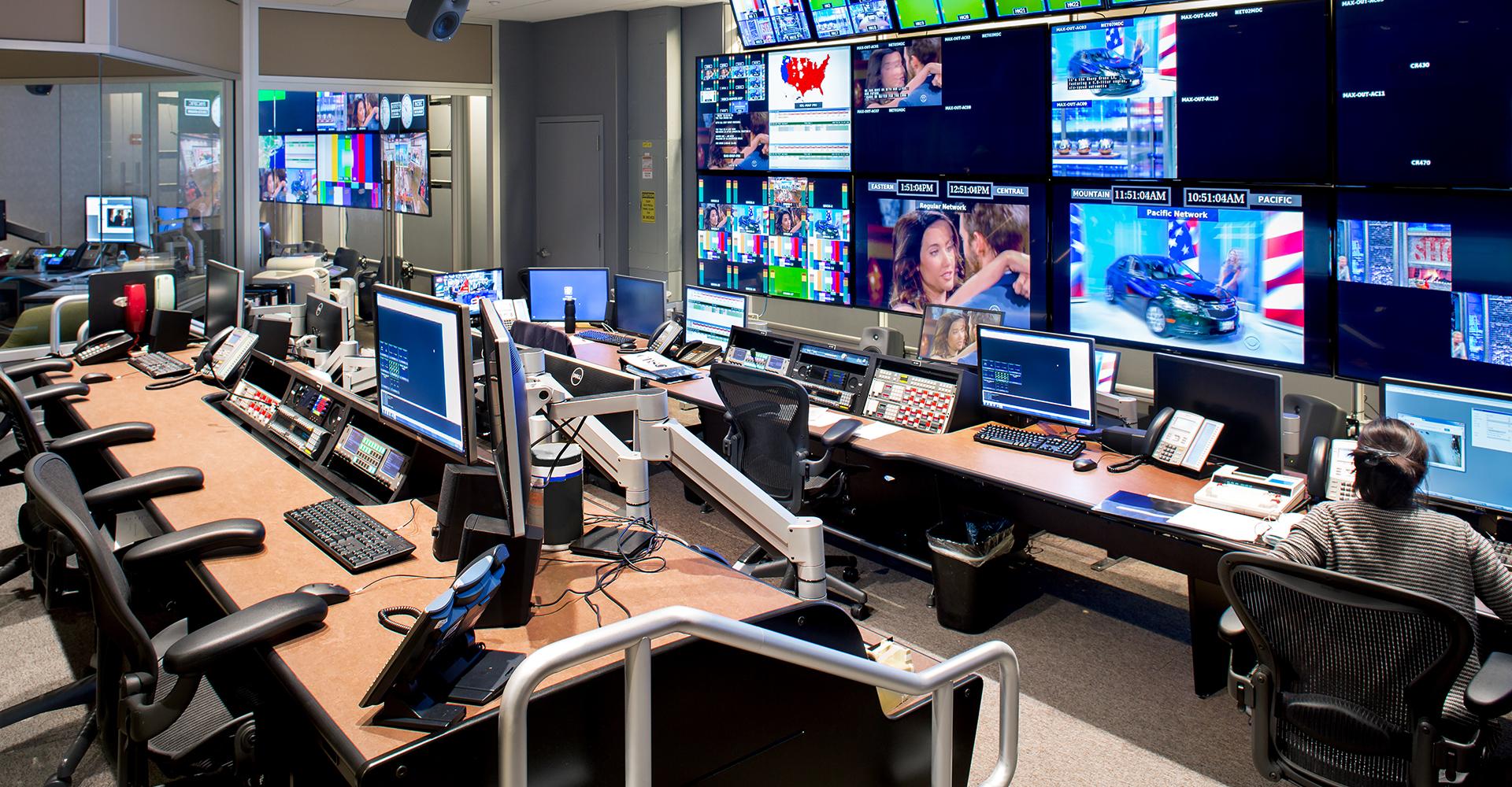 CBS Media Distribution Center