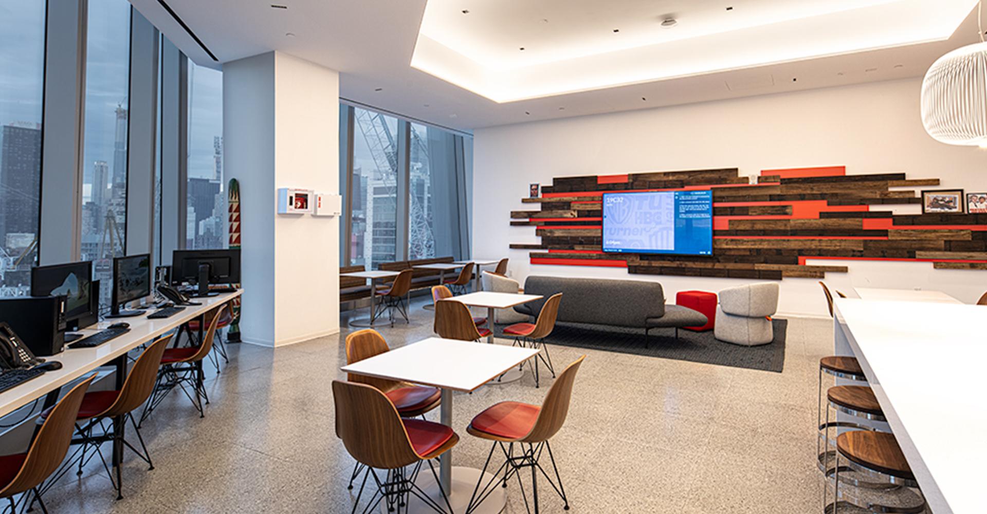 Warner Media | Hudson Yards Relocation