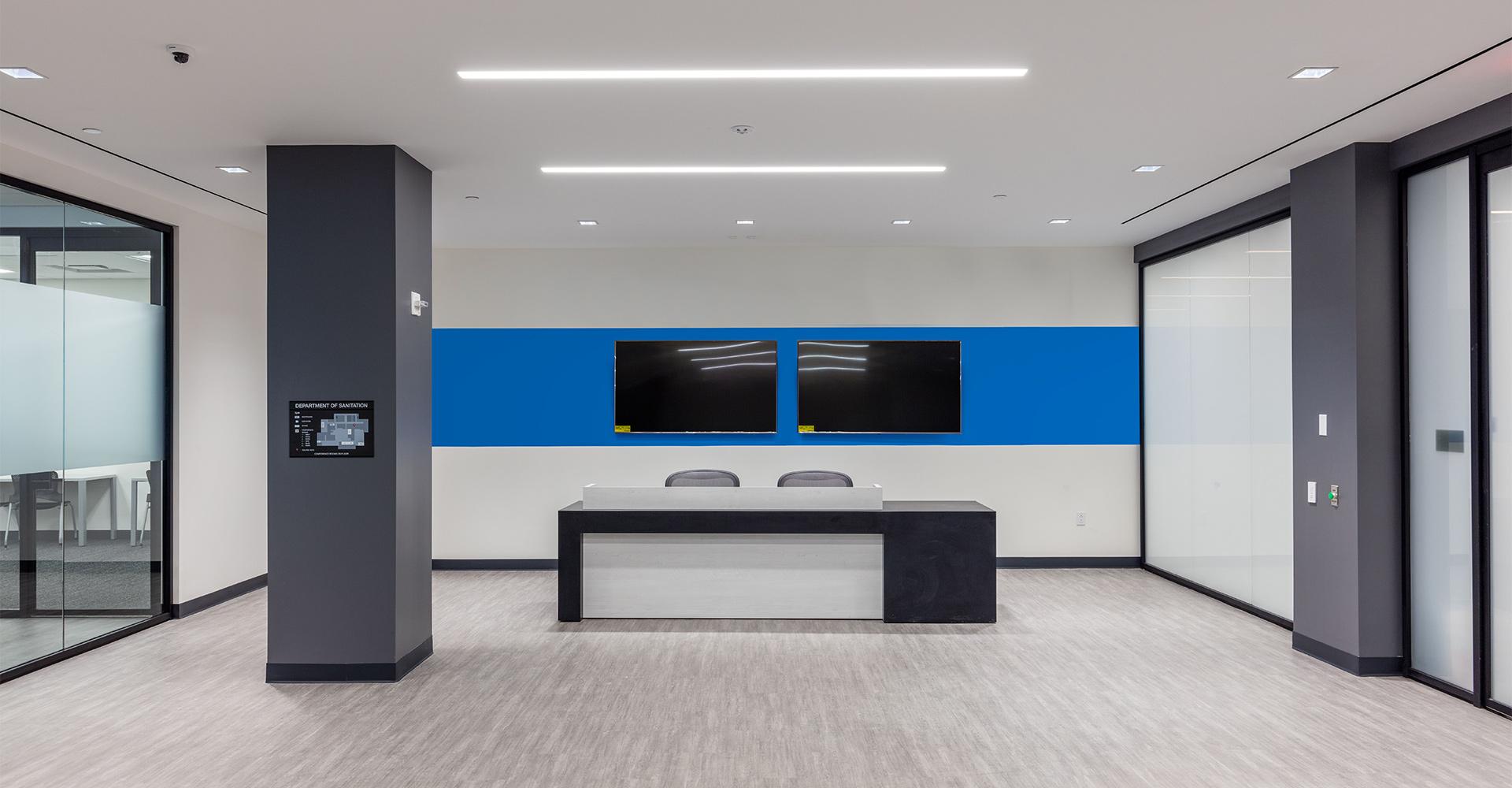 DSNY Office - 375 Pearl Street