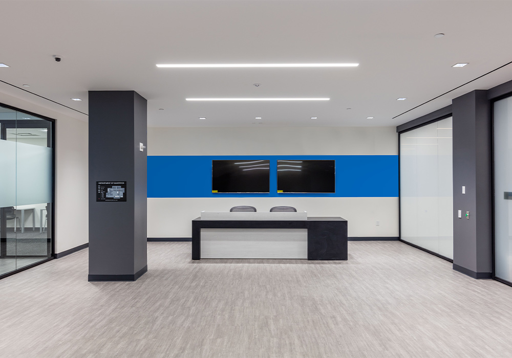 DSNY Tenant Fit-out – 375 Pearl Street