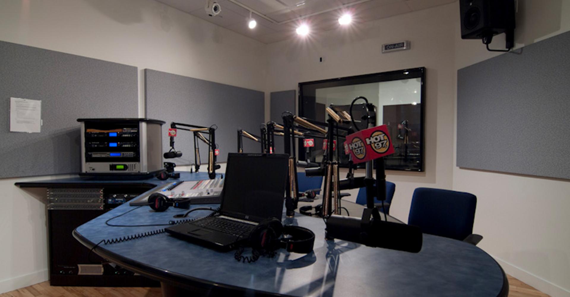 Emmis, NYC - Overnight Studio