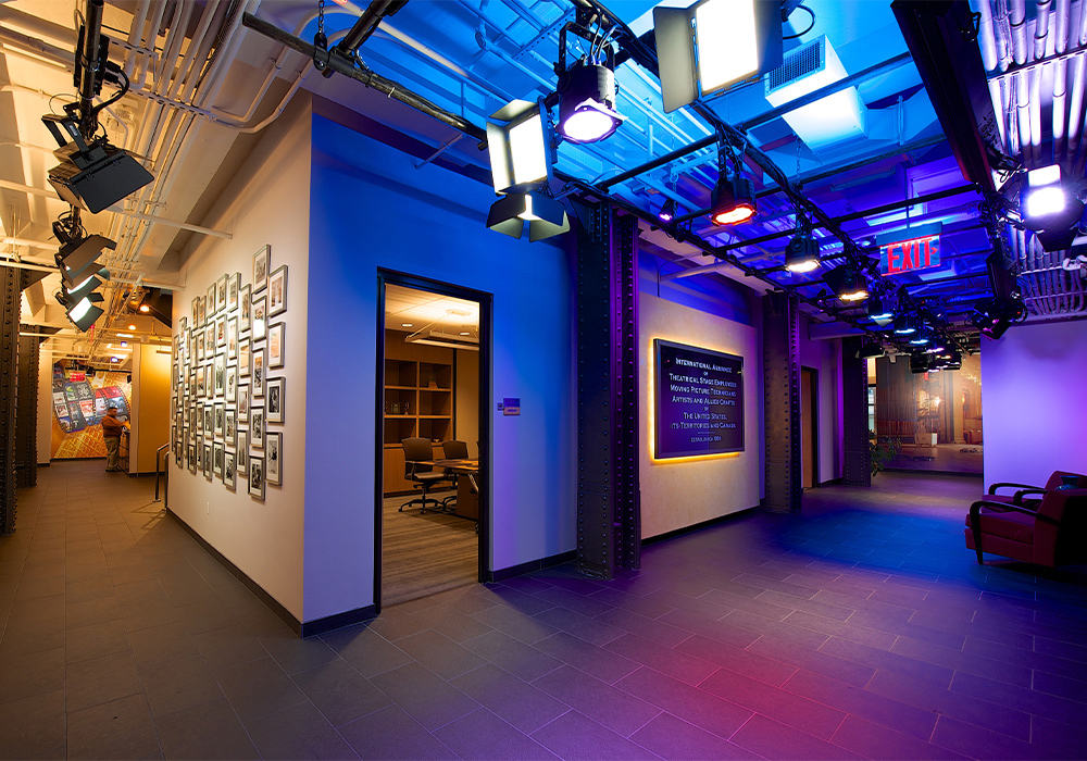 IATSE NYC HQ Relocation