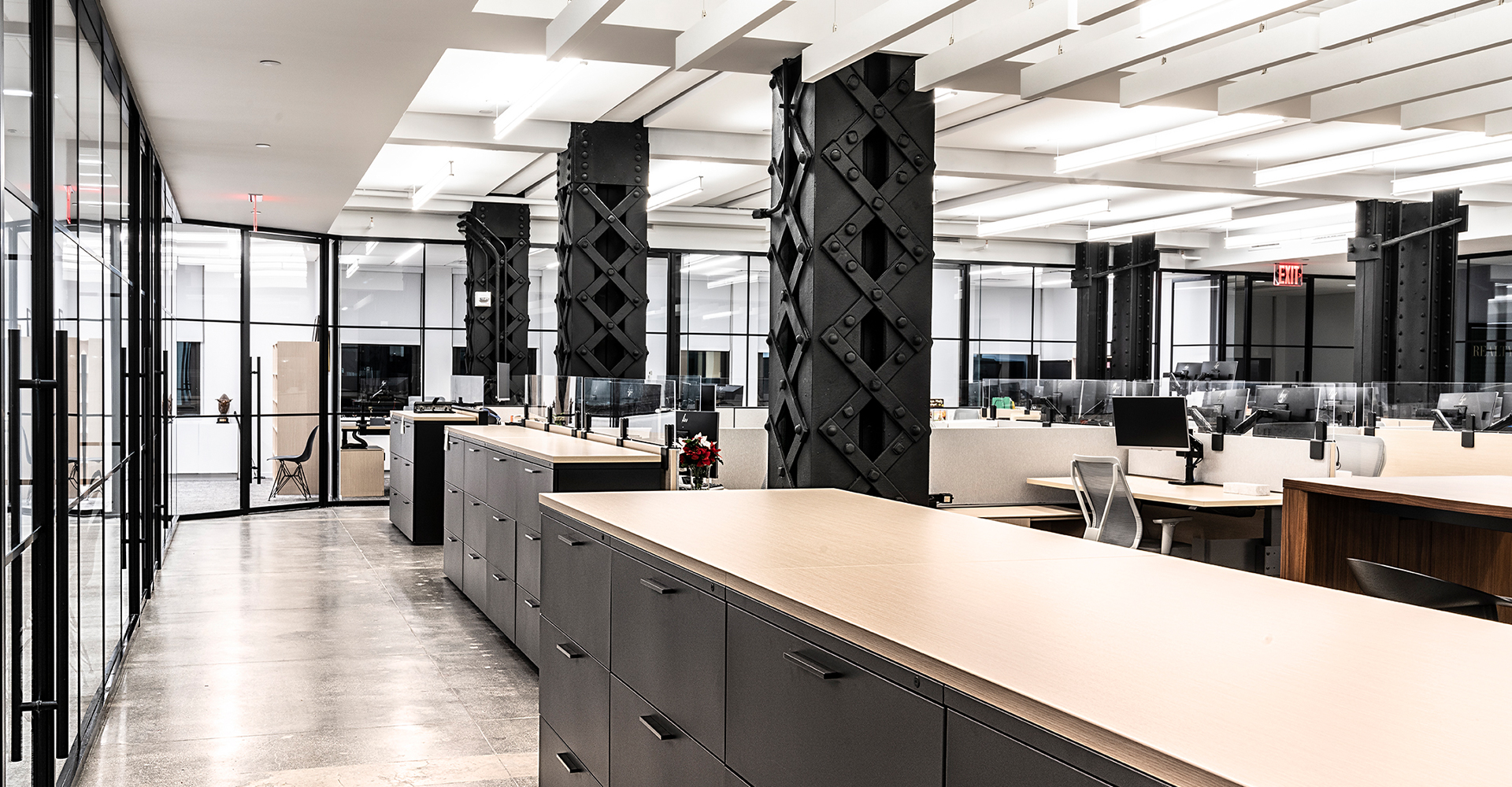 Corporate Client's NYC Office