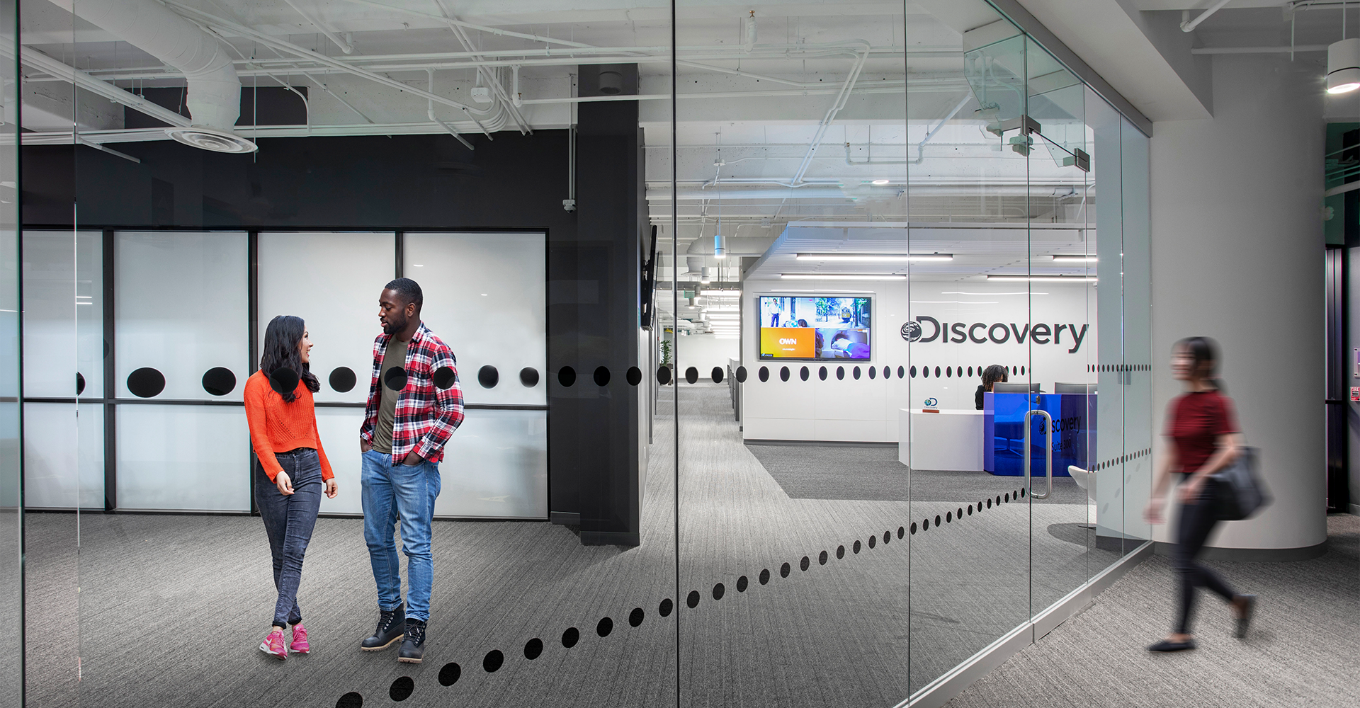 Discovery's Miami Workplace
