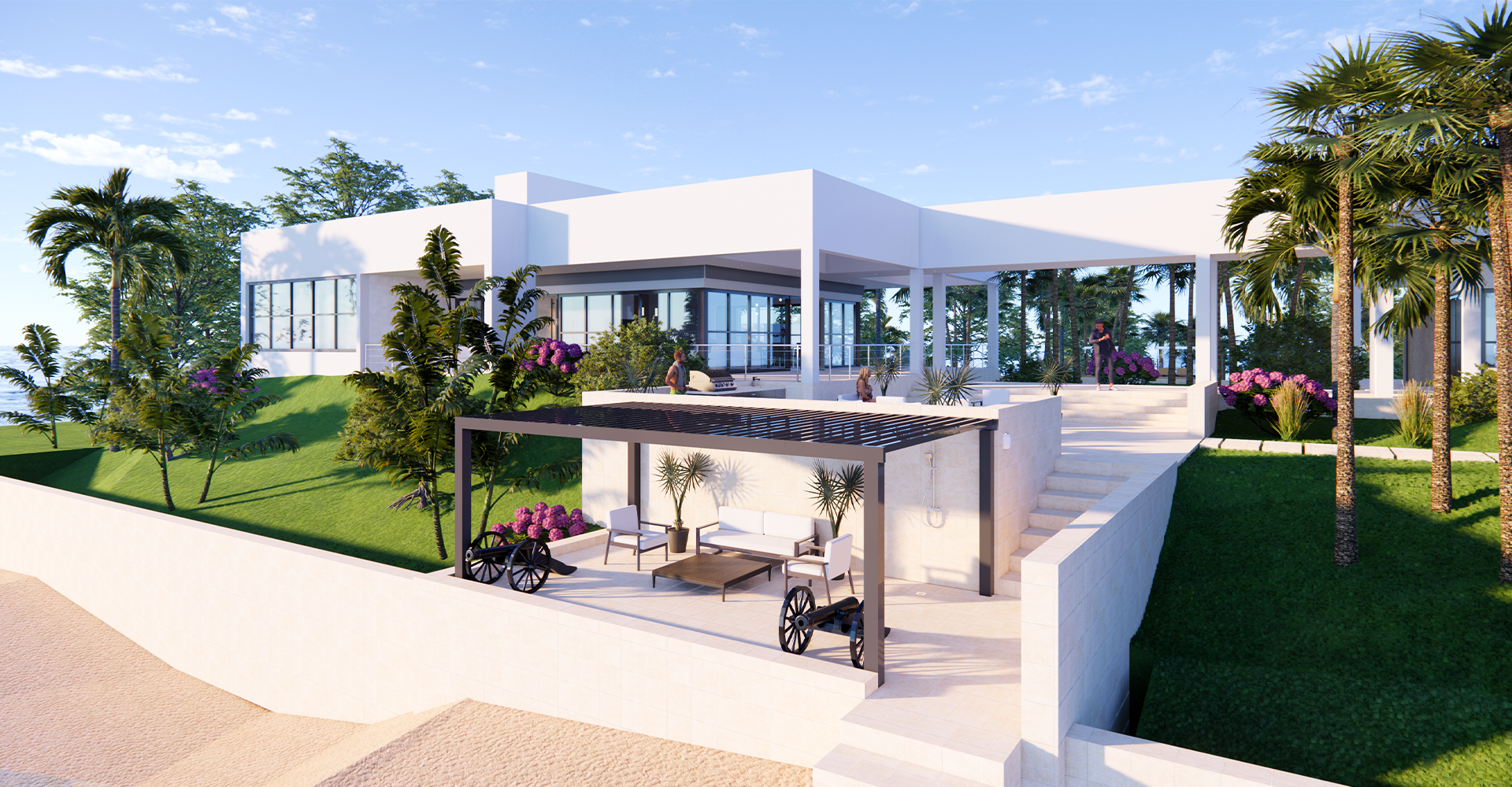 Cat Cays Residence